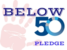 below-50-pledge