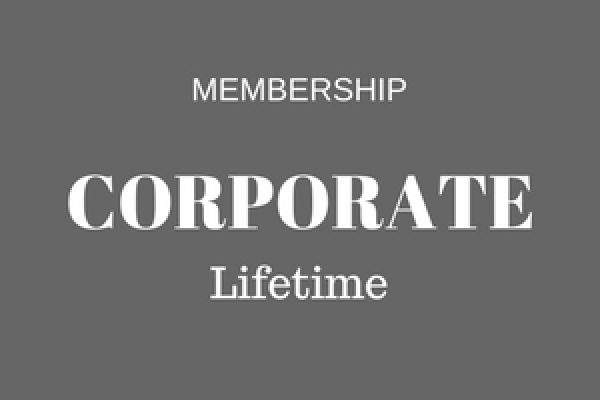 Corporate Membership - Lifetime