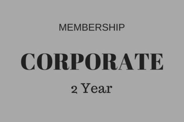 Corporate Membership - 2 Years