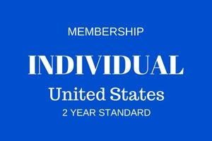 Individual Membership - United States - 2 Years