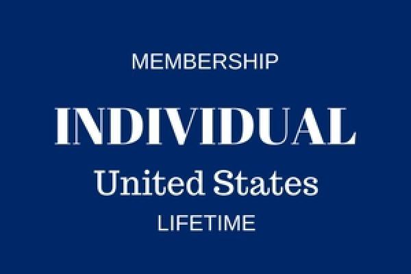 Individual Membership - United States - Lifetime
