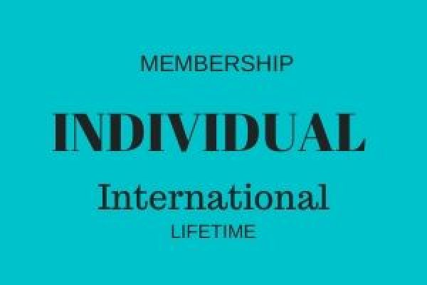 Individual Membership - International - Lifetime