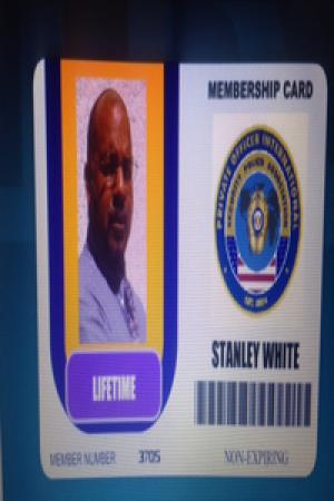 POI Member ID Card
