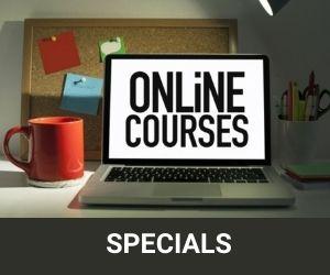 online courses specials